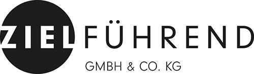 Logo von zielführend GmbH & Co. KG